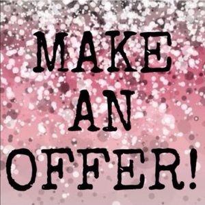 Make an offer 😍